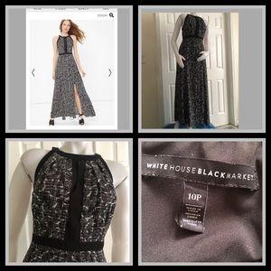 White House Black Market Maxi Dress 10